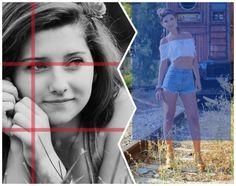 Základy kompozice - 6 způsobů, jak oříznout portrétní fotku
