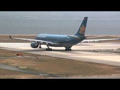 Airbus A350-900 Vietnam Airlines - YouTube
