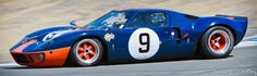 1966 Ford GT-40