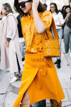 Street style SS18-Milan Fashion Week day 2