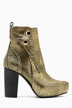 Jeffrey Campbell, 'Cuevas' Buckled Bootie