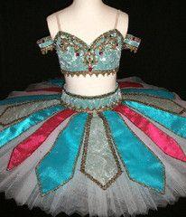 Le Corsaire Pas de Trois | Dancewear by Patricia