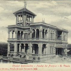 Belle Epoque, Victorian Homes, Old Houses, Vintage Photos, Past, Mansions, Architecture, House Styles, City