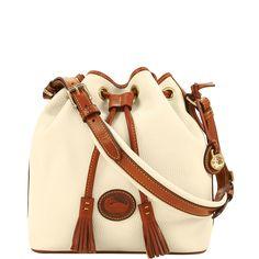 Medium Drawstring | Dooney & Bourke |   Brown | Brown Handbag | Brown Accessory | Brown Accessories | Brown Purse | Fashion | Style
