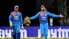 Captain Kohli Backed MS Dhoni As A Batsman In T20I #kohli #dhoni #cricket #T20