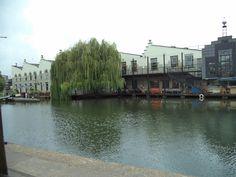 Regent´s canal, Londres. Agosto, 2014.