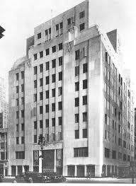 Bonwit Teller at 57th Stert and Fifth Avenue. Its beautiful ornate facade was torn down by Donald Trump to make way for a Nike store - ugh!!