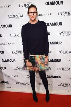Jenna Lyons Photos - 2015 Glamour Women of the Year Awards - Arrivals - Zimbio