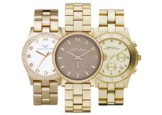 WIN 1 of 15 Marc by Marc Jacobs watches worth Courtesy of COSMO and Watch Republic. Time to rock a watch? Choose an authentic Marc by Marc Jacobs. Marc Jacobs Watch, Gold Watch, October 2014, Watches, Cosmopolitan, Jewellery, Accessories, Wrist Watches, Jewels