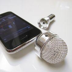 Microphone Speaker - Browse All - Yanko Design