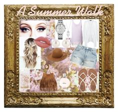 """A Summer Walk"" by missnerd-liz on Polyvore featuring New Look, Chloé, BLANKNYC, Lucky Brand, Billabong, Chanel, Tommy Hilfiger, Henri Bendel, H&M and RHYTHM"