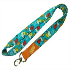 Colorful printed stylish lanyards is a practical and convenient. It can be used for a variety of purposes such as holding ID badges, keys and event tickets. Printed lanyards are ideal for trade shows and giveaways, because you can print your trademark or pictures on the lanyard. It is practical and convenient way to share