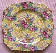 Antique China   Google Image Result for http://www.chintzchina.com/platewelbeck.jpg