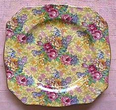 My favorite antique china pattern.