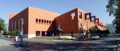 Ricardo Legorreta. Museo Marco  en Monterrey