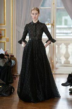 Défilé Christophe Josse Printemps-été 2013 Haute couture -...