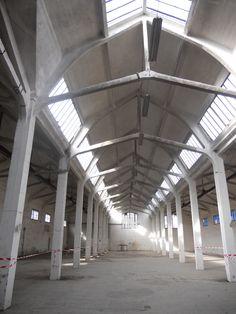 Ancienne Manu des Allumettes..un siècle d'histoire menacé par des projets immobiliers..