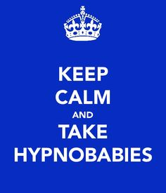 ... what more is there to say? Take Hypnobabies for a comfortable, easy and joyous birthing time!