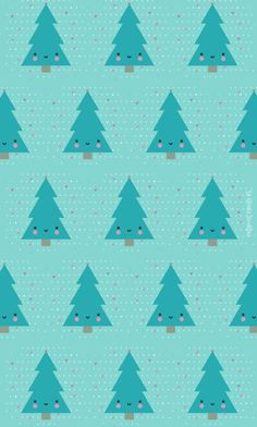 Cute Christmas background