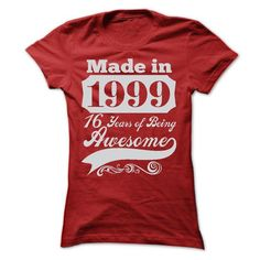 MADE IN 1999 - ST5 T-SHIRTS, HOODIES, SWEATSHIRT (22.9$ ==► Shopping Now)