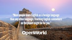 The Perks of Teaching Abroad (and how to do it) | Open World