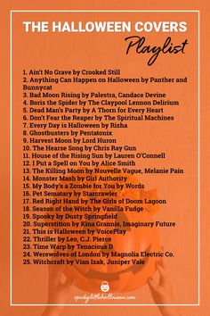 Halloween Playlist, Halloween Songs, Halloween News, Halloween Stuff, Halloween Party, Red Right Hand, Don't Fear The Reaper, Echo And The Bunnymen, House Of The Rising Sun