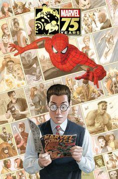 Panini Cómics publica un tomo con los grandes clásicos de Marvel de inicios de los 60 hasta comienzos de los 80