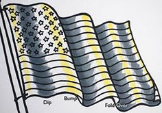Copic Tutorial - How to Color Fabric with Copic Markers