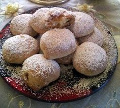 Greek Sweets, Greek Desserts, Greek Recipes, Apple Recipes, Vegan Recipes, Cooking Recipes, Greek Cooking, Pastry Cake, Food And Drink
