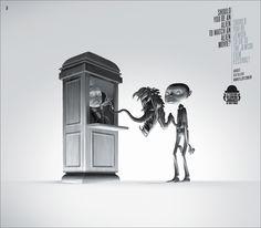 Jewish Film Festival: Zombie, Superhero, Alien
