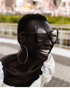 "3,824 Likes, 47 Comments - Wanna (@bebeautifulla) on Instagram: ""👧🏾#browngirlswearglasses 🕶:@adotgak_ 📸:@a_kid_named_trav Styling:@littlebreathatcould #eyewear…"" Eye Glasses, Simply Beautiful, My Black Is Beautiful, Beautiful Things, 50 Shades, Black Girls Rock, Black Girl Magic, Brown Skin, Dark Skin"