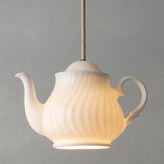 Buy Original BTC Teapot Pendant Online at johnlewis.com