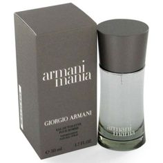 Men's Mania by Giorgio Armani EDT Spray