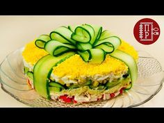 New Recipes, Cooking Recipes, Happy Cook, Salad Dishes, Food Carving, Good Food, Yummy Food, Food Garnishes, Food Decoration