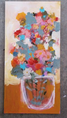 flowers 12x24 wendy mcwilliams