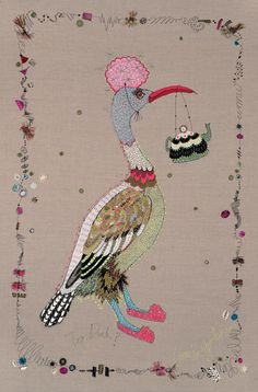 Duck by Louise Gardiner