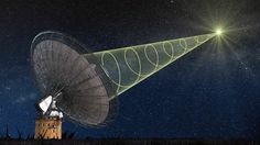 Astronomers Catch Mysterious Radio Blast From the Distant Universe 1/19/15 by Nadia Drake (Swinburne Astronomy Productions)