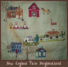Me, Myself and I Round Robins blog: Neighborhood design in progress