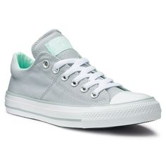 Women's Converse Chuck Taylor All Star Madison Wolf Sneakers, Size: 10, Grey