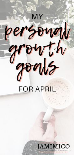 Each month, I share my personal growth goals to help inspire other women as they're setting their own goals. This month, I'm sharing how my goals went in March and what my goals will be for April. Click through to find out what my monthly goals are! What To Write About, Short Term Goals, Goal Quotes, Thing 1, Finding Happiness, Self Improvement Tips, Love Your Life, Setting Goals, Inspire Others
