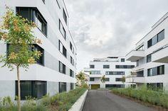 Gallery - Sonnenhof Residential Complex / Fischer Architekten - 9
