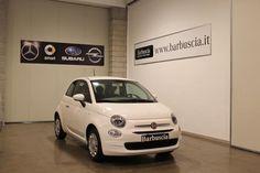 Fiat 500 1.2 Pop  Alimentazione BENZINA  Immaticolazione 03/2017  Cilindrata 1242 cc  KM 12.687 Scopri maggiori dettagli  http://bit.ly/2H9sDoo  VISIBILE PRESSO LA SEDE DI PESCARA