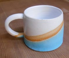 Turquoise Espresso Cup £15.00