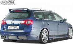 LK Performance rear apron VW Passat 3C Variant / Kombi Passat 3c, Mud, Apron, Racing, Accessories, Running, Auto Racing, Aprons, Jewelry Accessories