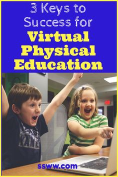 Health and Physical Educators have been put into a unique situation. With schools and businesses shuttered for social distancing, you have to get creative in how you teach students effectively online this year. To say it has been a journey of trial by fire is anything less than understated but with these 3 key strategies, you will be able to set up your virtual physed for a successful school year. Read the blog to learn more. #physed #physicaleducation #virtual #online #physedsuperhero Pe Games Elementary, Elementary Physical Education, Physical Education Activities, Health And Physical Education, Education And Literacy, Phonics Activities, Motor Activities, Toddler Activities, Pe Lesson Plans