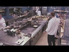Hell's Kitchen: 7 Chefs Compete: Gabriel's Mistake -- Gabriel's lamb is still raw and has 45 seconds left in the challenge - does he still have a chance? -- http://www.tvweb.com/shows/hells-kitchen-2005/season-12/7-chefs-compete-7--gabriels-mistake