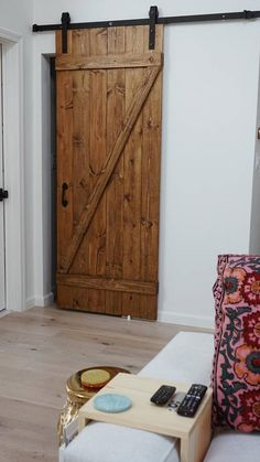 Barn Door / Sliding Door