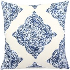 Chloe Olive Kilim Ikat Print Throw Toss Pillow ($50) ❤ liked on Polyvore featuring home, home decor, throw pillows, kilim throw pillows, square pillow shams, ikat home decor, blue and white home decor and square throw pillows