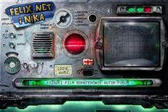 Felix, Net i Nika  Strona popularnej serii książek autorstwa Rafała Kosika.
