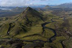 Blog Medioambiente.org : Los mágicos paisajes volcánicos de Islandia, según Andre Ermolaev